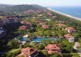 Ariel Photo of the Zimbali Resort