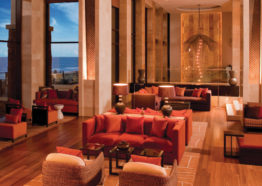 Entrance of the Zimbali Resort Hotel