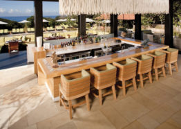 Bar at the Beach Club